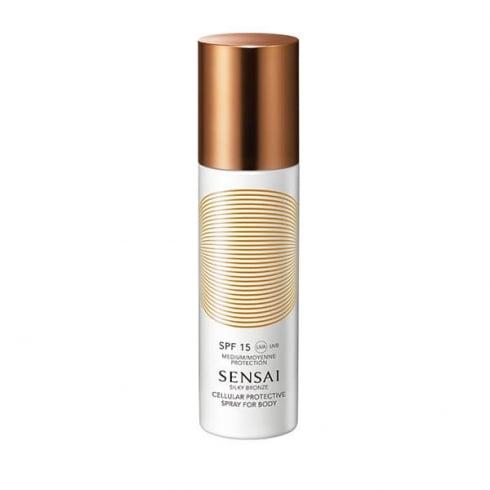 Sensai Kanebo Sensai Cellular Protective Spray For Body SPF15 150ml