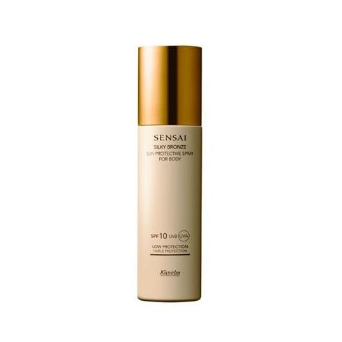 Sensai Kanebo Sensai Silky Bronze Sun Protective Spray For Body SPF10 150ml