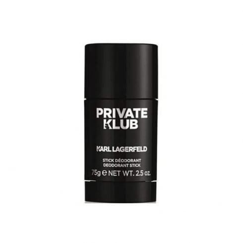 Karl Lagerfeld Private Klub Deodorant Stick 75g