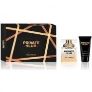 Karl Lagerfeld Private Klub for Women Gift Set 45ml EDP + 100ml Shower Gel