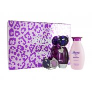 Katy Perry Purr Gift Set 50ml EDP + 120ml Body Lotion + Solid Perfume Locket