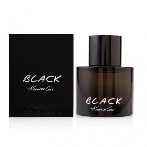 Kenneth Cole Black for Men EDT Spray 100ml
