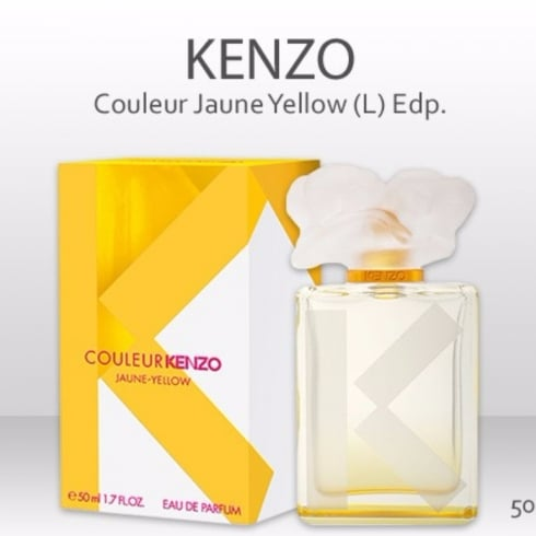 Kenzo Colour Yellow EDP 50ml