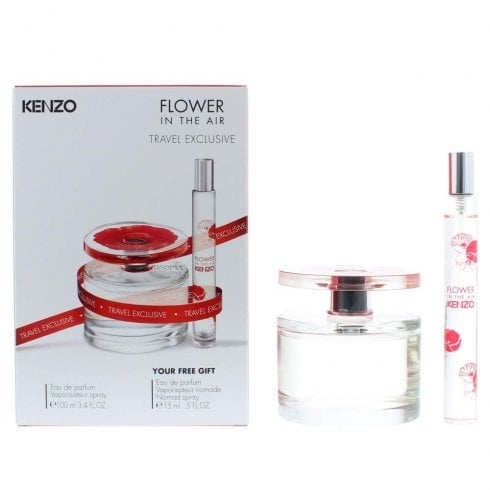 Kenzo Flower In The Air Edp 100ml And Edp 15ml
