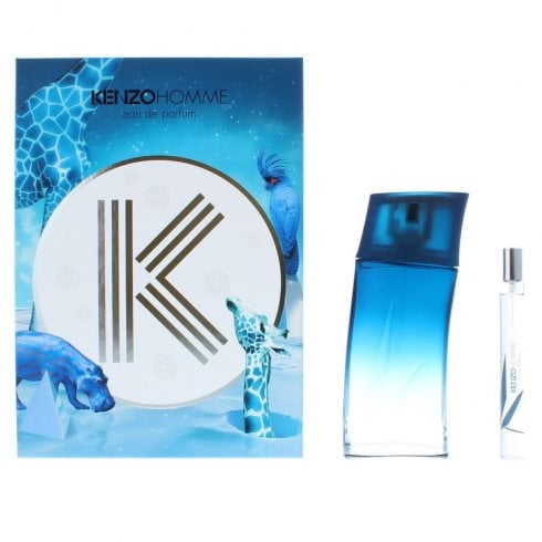 Kenzo Homme EDP 100ml & EDP 15ml Travel Spray