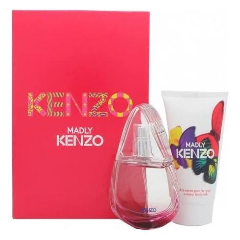 Kenzo Madly Kenzo Gift Set 30ml EDT + 50ml Body Milk