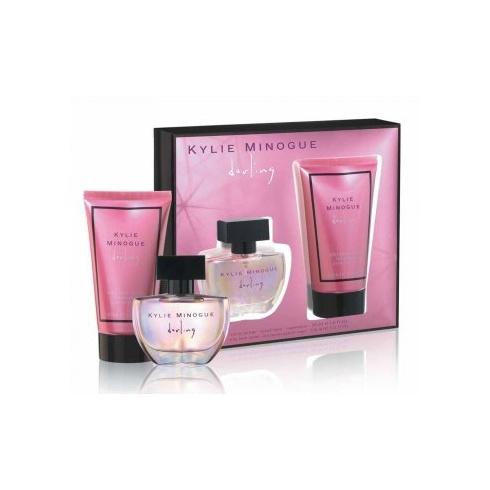 Kylie Minogue Darling Gift Set 30ml EDT Spray + 150ml Body Lotion