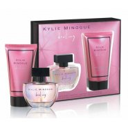 Kylie Minogue Darling Gift Set 30ml EDT Spray + 150ml Body Lotion