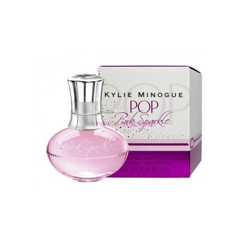 Kylie POP Pink Sparkle 30ml EDT Spray