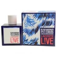 Lacoste Lacost Live EDT 100ml Spray - Raymond Pettibon Collectors Edition