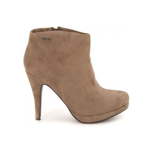 Xti Ladies Ankle Boot Black - 32789