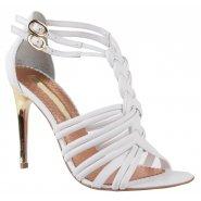 Moda in Pelle Ladies Leah Shoes - White