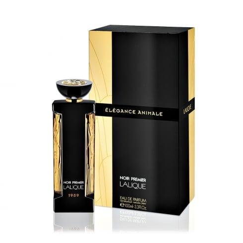 Lalique Elegance Animale EDP 100ml Spray Noir Premier Collection