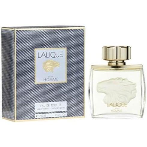 Lalique HOMME LION EDT 75ML        REF. E13200