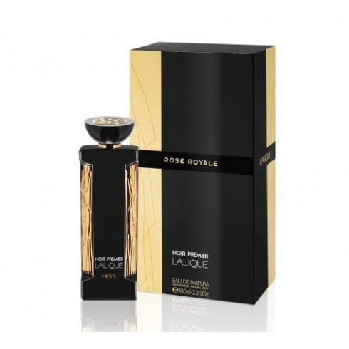 Lalique ROSE ROYALE EDP 100ML SPR  NOIR PREMIER COLLECTION