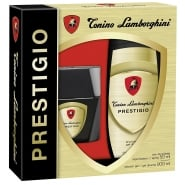 Lamborghini Prestigio Gift Set 50ml EDT Spray + 200ml Shower Gel