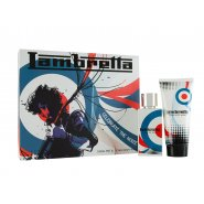 Lambretta Celebrate The Noize Gift Set 100ml EDT Spray + 150ml Body Wash