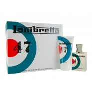 Lambretta 47 Gift Set 100ml EDT Spray + 150ml Body Wash