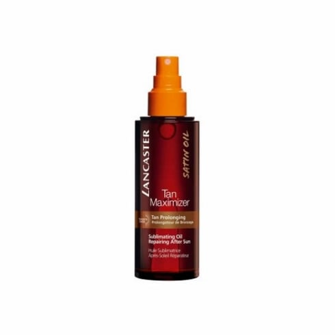 Lancaster After Sun Tan Maximizer Sublimating Oil 100ml