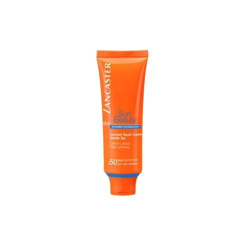 Lancaster Sun Beauty Face Comfort Touch Cream SPF50 50ml