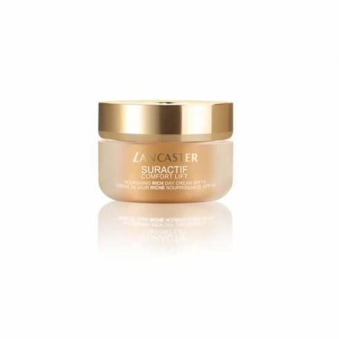 Lancaster Suractif Comfort Lift Nourishing Rich Day Cream SPF15 50ml
