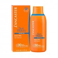 Lancaster Velvet Milk 50ml SPF30 & Tan Maximizer 50ml & Sun Sensitive