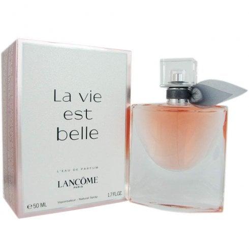Lancome La Vie Est Belle Edp 50ml And Travespray 10ml