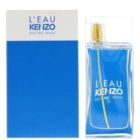 Kenzo Leau Kenzo M Electric Wave EDT 50mlspray