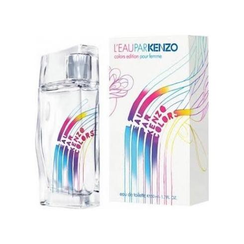 Kenzo L'Eau Par Kenzo Colors Edition Pour Femme 50ml EDT Spray