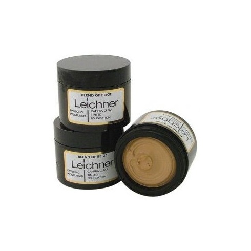 Leichner Camera Clear Tinted Foundation Blend of Rose 30ml
