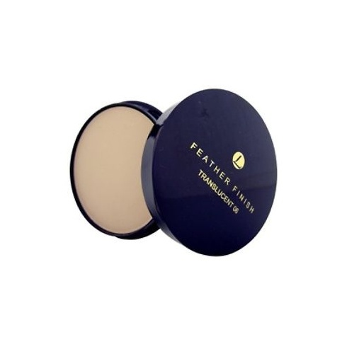 Lentheric Feather Finish Compact Powder Refill 20g - Translucent 06