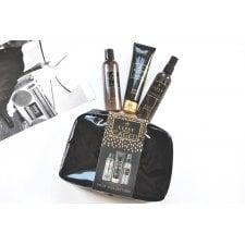Lipsy Caged Gift Set 100ml Body Lotion + 100ml Body Spray + 100ml Body Wash + Bag