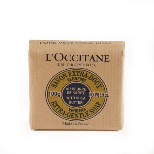 L'Occitane L Occitane Shea Butter Shea Soap Verbena 100g