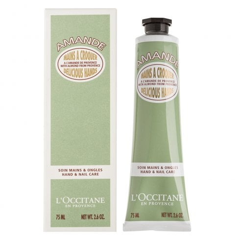 L'Occitane Occitane Almond Delicious Hands Cream 75ml