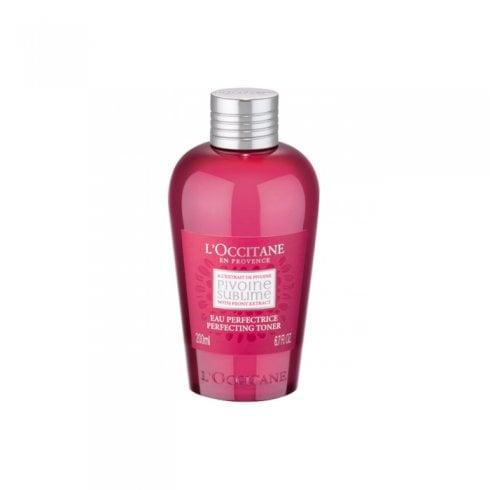 L'Occitane Occitane Pivoine Sublime Perfecting Perfecting Toner 200ml
