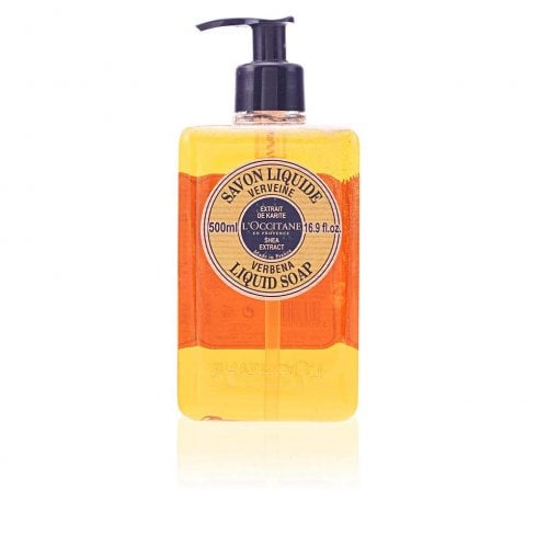 L'Occitane Occitane Shea Verbena Liquid Soap 500ml