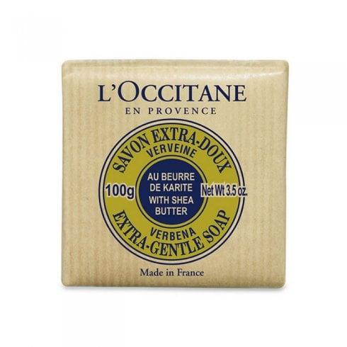L'Occitane Occitane Shea Verveine Extra-Gentle Soap 100G