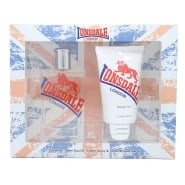 Lonsdale London Gift Set - 100ml EDT Spray + 150ml Shower Gel