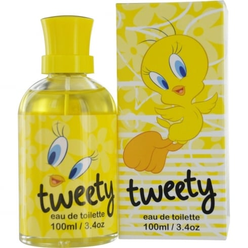 Looney Tunes Tweety 100ml EDT Spray