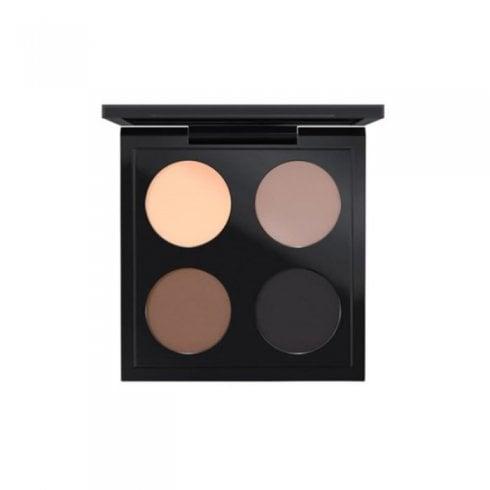 Mac Helmut Newton Eye Shadow X4 Limited Edition