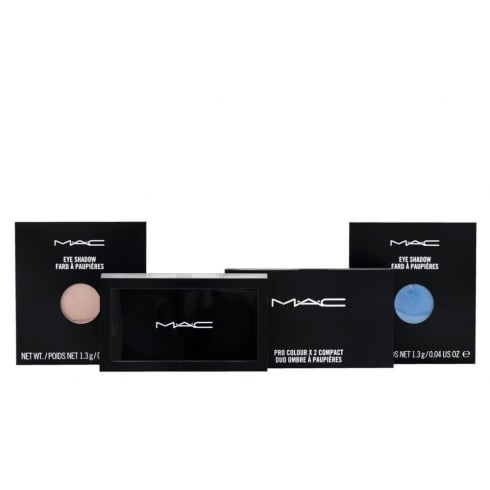 Mac Pro Palette Pro Colour Eyeshadow Set 2 x 1.3g Refill - All That Glitters + Fresh Water