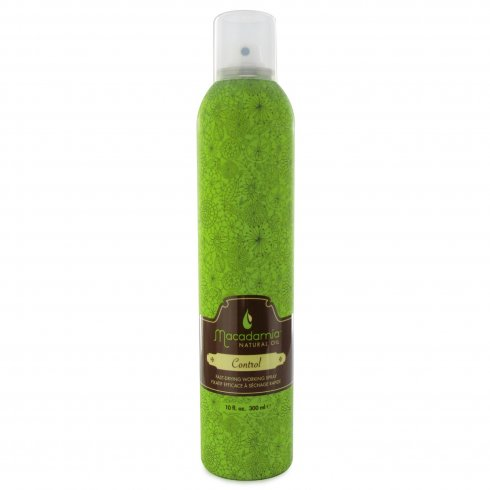 Macadamia 100ml Control Fast Drying Working Spray