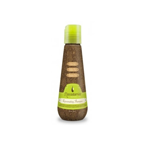 Macadamia 60ml Rejuvenating Shampoo