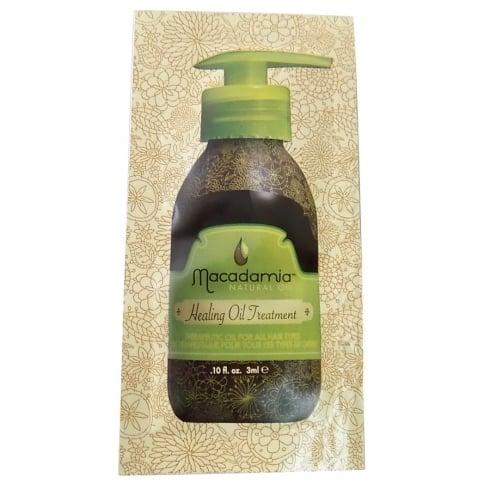 Macadamia Natural Oil Healing Oil Treatment 3ml Sachet