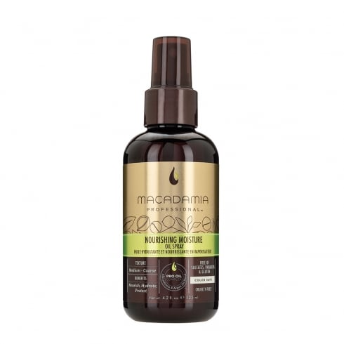 Macadamia Professional 125ml Nourishing Moisture Oil Spray
