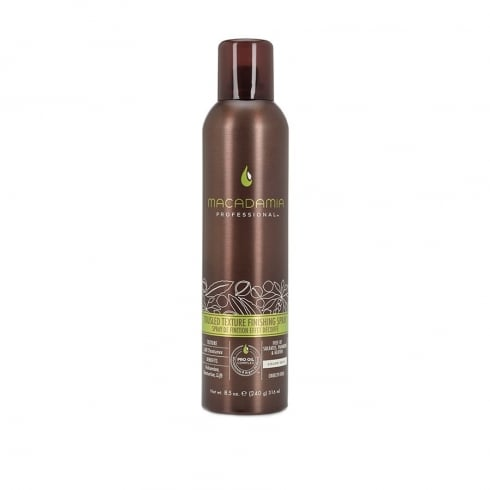 Macadamia Professional Tousled Texture Finishing Spray 316ml