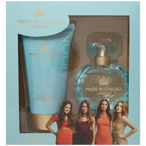Made in Chelsea by Made in Chelsea Gift Set 50ml EDP + 150ml Shimmer Lotion