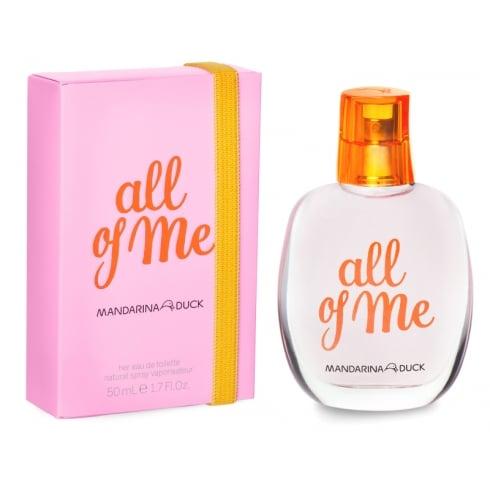 Mandarina Duck All Of Me Foman EDT Spray 50ml