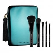 Marc Jacobs Beauty Your Place Or Mine? Travel Brush Gift Set - 6 Pieces