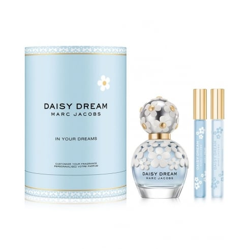 Marc Jacobs Daisy Dream 50ml EDT/10ml Sweet Dream/ 10ml Daydream EDT Roller